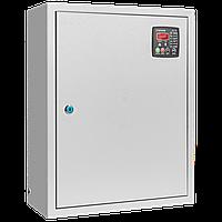 Блок автоматического ввода резерва 380/220В до 63А, переключатель с приводом, ЗУ 12В/5А, возможность