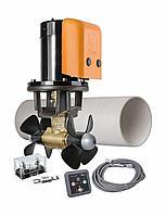 Подруливающее устройство Quick, D185mm, 105KGF, 12V, (TCD1022 - TCDEX12 - TNL 1000mm) FGBT18105120K02