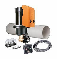 Подруливающее устройство Quick, D125mm, 40KGF, 12V, (TCD1022 - TCDEX06 - TNL 1000mm) FGBT12540120K04