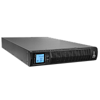 Источник бесперебойного питания on-line серии Element 2000 VA, 48VDC, без АКБ (ток заряда 6А)