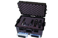 Кейс FLAMBEAU Stackhouse Pistol Case 4000CSH hg-01519