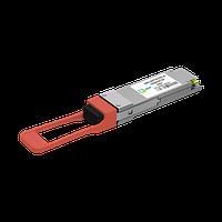 Модуль, QSFP28 50GBASE-ER, разъем LC дальность до 40км