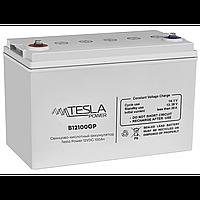 Свинцово-кислотный аккумулятор Tesla Power 12VDC 100Ач