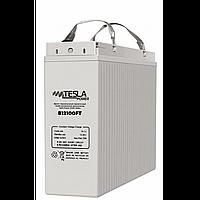 Фронт-терминальный герметичный необслуживаемый аккумулятор Tesla Power 12VDC 100Ач