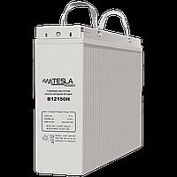 Фронт-терминальный герметичный необслуживаемый аккумулятор Tesla Power 12VDC 150Ач