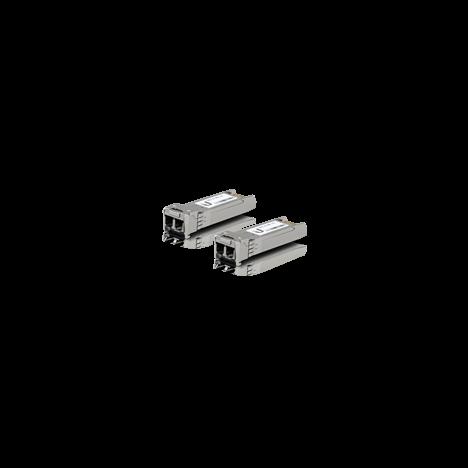 Модуль SFP 10G оптический, 850нм, LC (Комплект 2 шт.)
