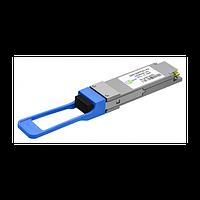 Модуль, QSFP28 100GBASE, CWDM, 1290нм, разъем LC дальность до 10км
