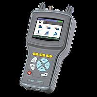 Анализатор сигналов цифрового кабельного телевидения ИТ-19C Планар