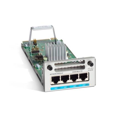 Модуль Cisco Catalyst C9300-NM-4M