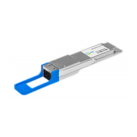 Модуль 400G QSFP-DD 4x100GBASE, разъем LC, дальность до 10км
