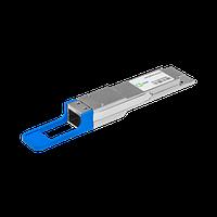 Модуль 400G QSFP-DD 8x50GBASE, разъем MPO, дальность до 100м