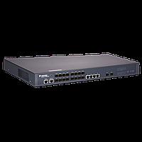 OLT BDCOM 3608B с 8 портами GEPON (SFP), 4 комбо-портами, 4хSFP, 2 SFP+, 2 БП АC