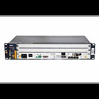 2RU шасси ZTE OLT GPON, 2 слота для установки интерфейсных модулей, 10G, AC