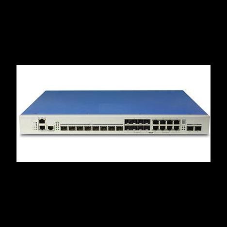 Станционный терминал OLT с 4 портами GPON (SFP) и 4 порта 10G/SFP+, 4 комбо-портами 10/100/1000-Base-T/SFP