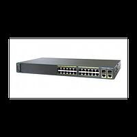 Коммутатор Cisco Catalyst WS-C2960-24PC-L