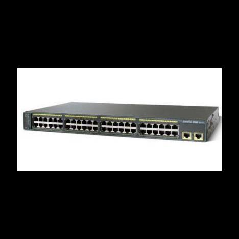 Коммутатор Cisco Catalyst WS-C2960-48TT-L