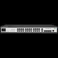 Управляемый коммутатор уровня 2 SNR-S2985G-24TC-RPS