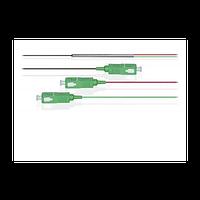 Делитель оптический бескорпусный трехоконный 1x2 SC/APC