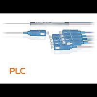 Делитель оптический планарный PLC-M-1x8, бескорпусный, разъемы SC/UPC