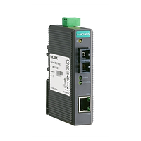 Медиаконвертер Ethernet 10/100BaseTX в 100BaseFX (одномодовое оптоволокно, разъем SC), WDM-B (передача по