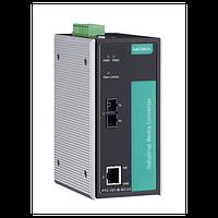 Медиаконвертер PTC-101-S-SC-HV 10/100BaseT(X) to 100BaseFX converter, single-mode, SC, 1 isolated power