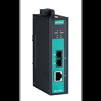 IMC-21GA-LX-SC Медиаконвертер Gigabit Ethernet 10/100/1000BaseTX в 100/1000Base SC (одномодовое оптоволокно) в