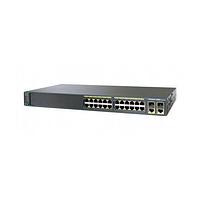 Коммутатор Cisco Catalyst WS-C2960-24LC-S