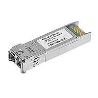 Модуль SFP+ оптический, дальность до 100 км (26dB), DDMI, 1550нм
