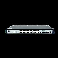 Управляемый коммутатор уровня 2 SNR-S2989G-24TX-RPS