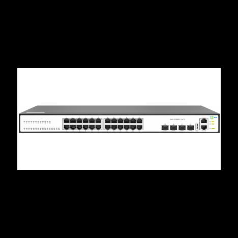 Управляемый коммутатор уровня 3 SNR-S2995G-24TX-RPS