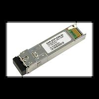 Модуль SFP+ DWDM оптический, дальность до 80км (24dB), 1532.68нм