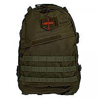 Рюкзак тактический RU 010 ткань Оксфорд 45 л HUNTSMAN хаки НФ-0000042745