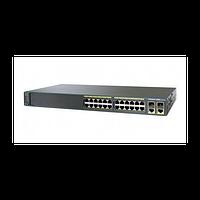 Коммутатор Cisco Catalyst WS-C2960-24PC-S