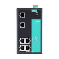 Коммутатор Moxa EDS-P506A-4PoE