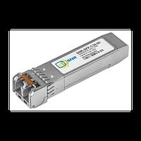 Модуль SFP CWDM оптический, дальность до 60км (25dB), 1390нм