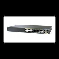 Коммутатор Cisco Catalyst WS-C2960+24LC-L