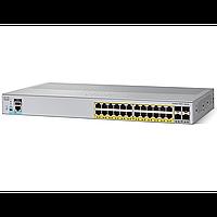 Коммутатор Cisco Catalyst WS-C2960L-24PS-LL