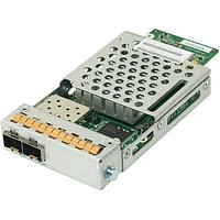 Модуль расширения Infortrend EonStor / EonStor DS1012 / EonNAS 3000-1/EonNAS 1000-1 host board with 2 x 10Gb