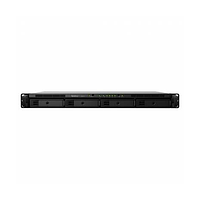 "NAS-сервер Synology RackStation RS819, 4xHDD 3,5"", 2х1000Base-T, один БП, без дисков"