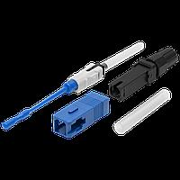 "Разъем оптический FiberFox ""Splice-On Connector"" SC/UPC для кабеля 2,0 х 3.0"