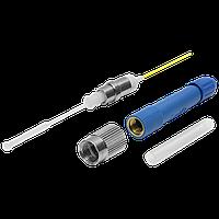 """Разъем оптический Ilsintech """"Splice-On Connector"""" FC/UPC для кабеля 3,0 мм / 2,0 х 3,1"""