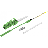 """Разъем оптический Ilsintech """"Splice-On Connector"""" LC/APC для кабеля 2,0/3,0 мм"""