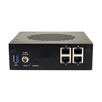 Мини-cервер Silicom, Intel Atom C3000-series, 4 cores, 8 GB, 32GB eMMC