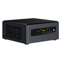 "Платформа Intel NUC kit, Core i7-8559U,2x DDR4 1.2V SODIMM,NVMe/SATA M.2 SSD+2.5"" SATA SSD/HDD,Intel 4K Iris"