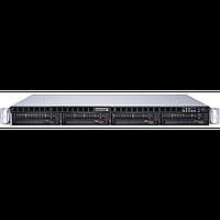 "Платформа Supermicro 1U SYS-6019P-MTR, Два процессора Intel Xeon Scalable, DDR4, 4x3,5"" HDD SATA, 2x1000Base-T"