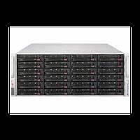 "Платформа Supermicro 4U SSG-5048R-E1CR36L, Один процессор E5-2600v3/v4, Intel C612, DDR4, 36x3.5""HDD,"