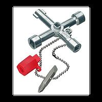 Ключ для электрошкафов Knipex KN-001103