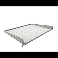 Полка консольная для шкафов глубиной 600мм, (глубина полки 350мм) распределенная нагрузка 20кг, цвет-серый
