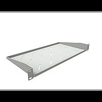 Полка консольная для шкафов глубиной 400мм, (глубина полки 250мм) распределенная нагрузка 20кг, цвет-серый