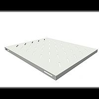 Полка стационарная для шкафов глубиной 800мм, (глубина полки 550мм) распределенная нагрузка 20кг, цвет-серый